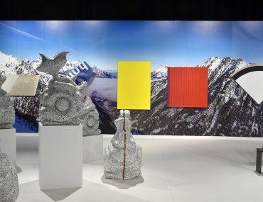 Alpine Dream, curateur: Samuel Gross. Photo © Corine Stübi