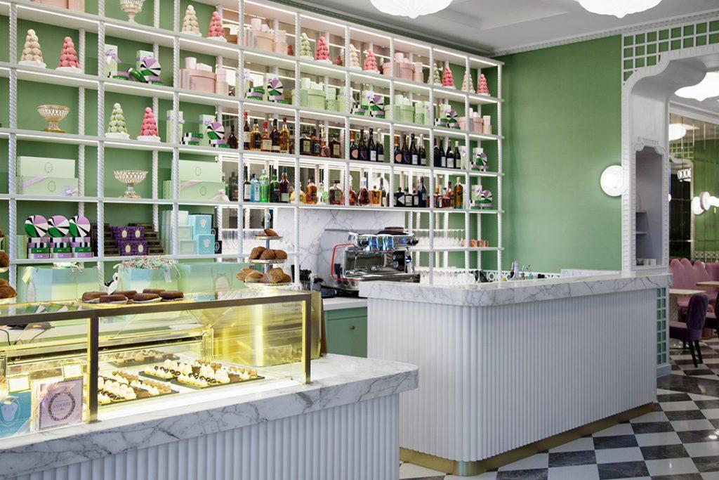 Comptoir Ladurée. Photo © Annik Wetter