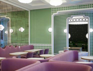 Restaurant. Photo © Annik Wetter