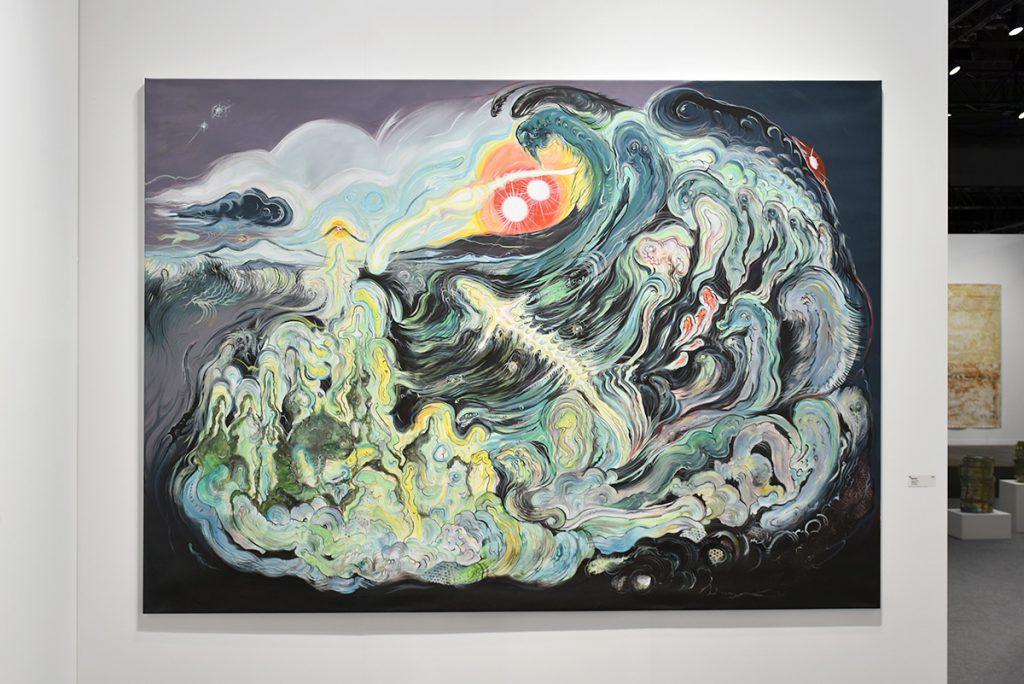 Solo show de Vidya Gastaldon pour Art Bärtschi