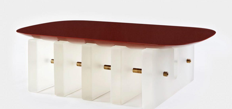 Table Segment, Apparatus. Photo © Apparatus