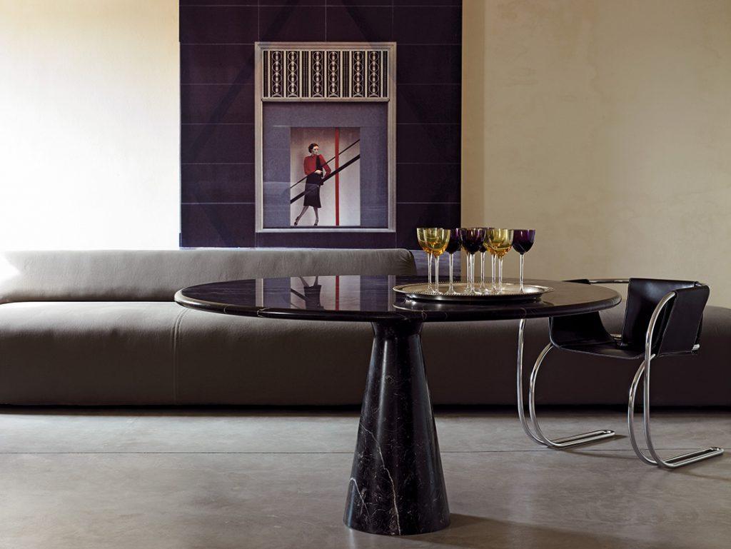 Table M, Angelo Mangiarotti, Agapecasa