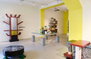 Less is less, Sottsass, Memphis Milano