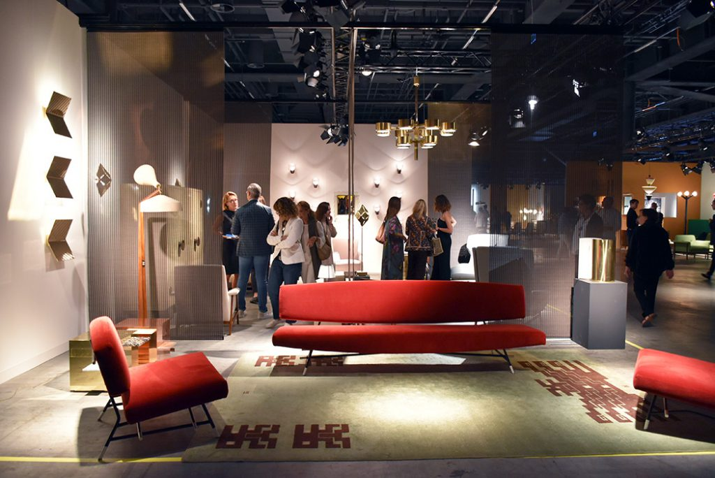 Mod 865, Ico Parisi, Cassina, Gate 5