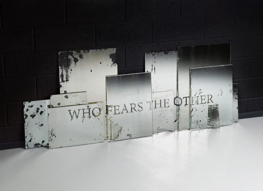 Sandrine Pelletier, Who Fears The Other