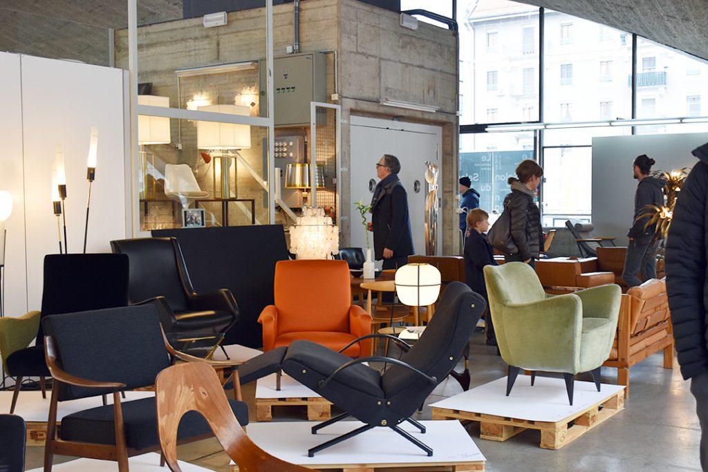 Le Salon du Design (Alexandra Alge & Les Illuminés)