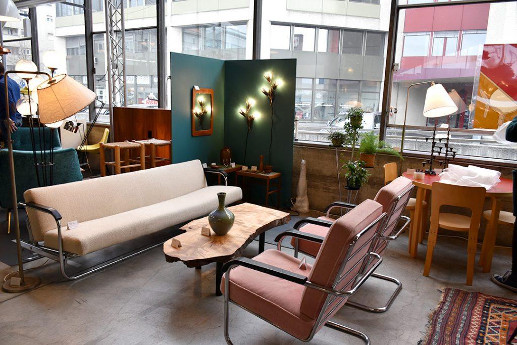 Designbutik, Bâle
