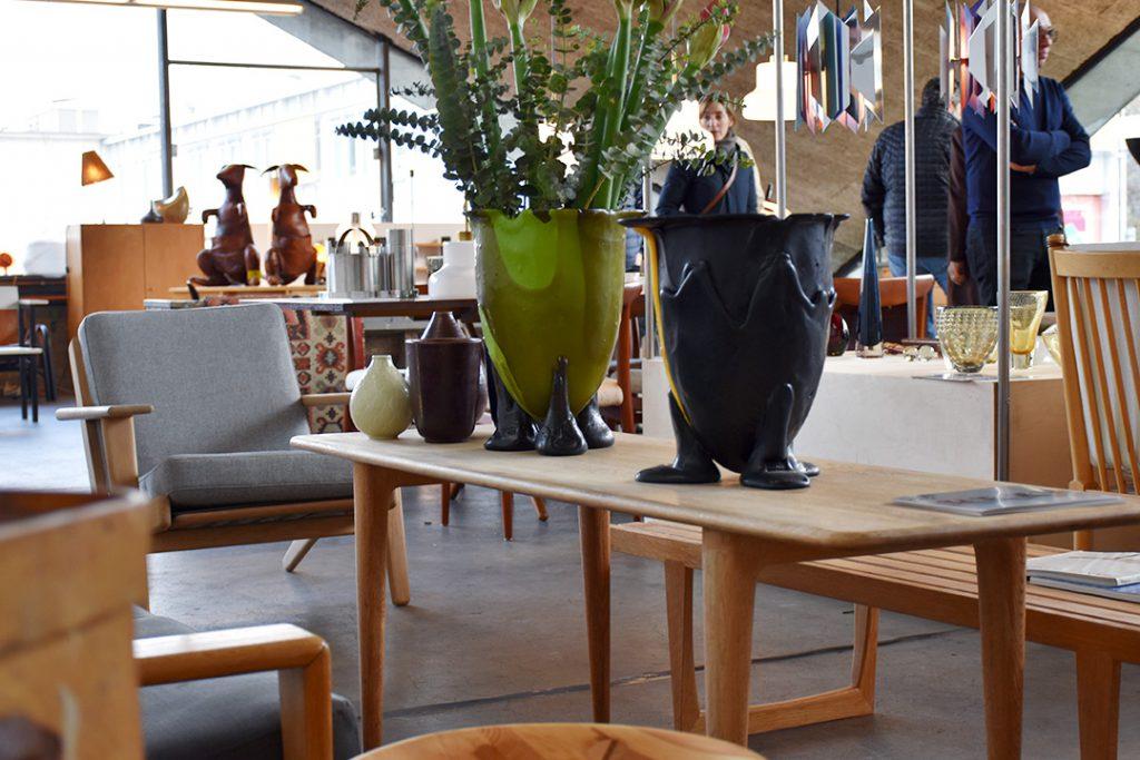 Vases Gaetano Pesce, Nord3, Zürich