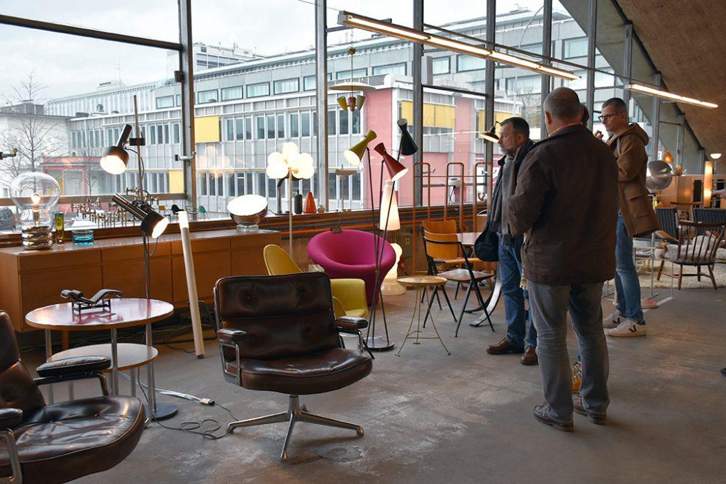 Galerie du Port Franc, Lausanne et Odile, Vevey
