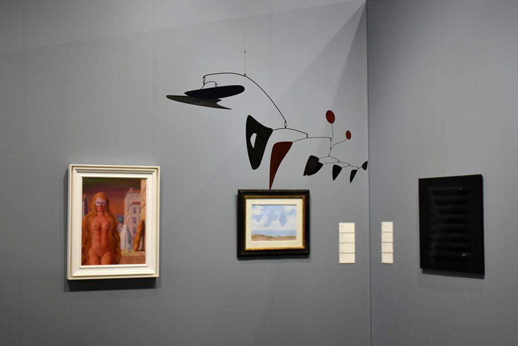 Alexander Calder, De Jonckheere