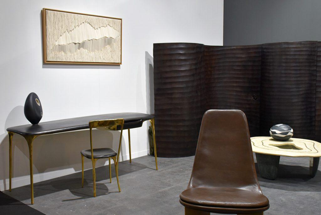 Valentin Loellmann à la galerie Gosserez, Paris