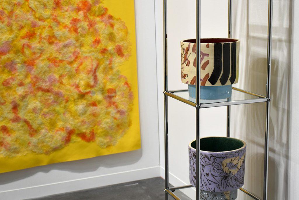 HIT Genève. céramiques de Anne Minazio et Jessy Razamandimby
