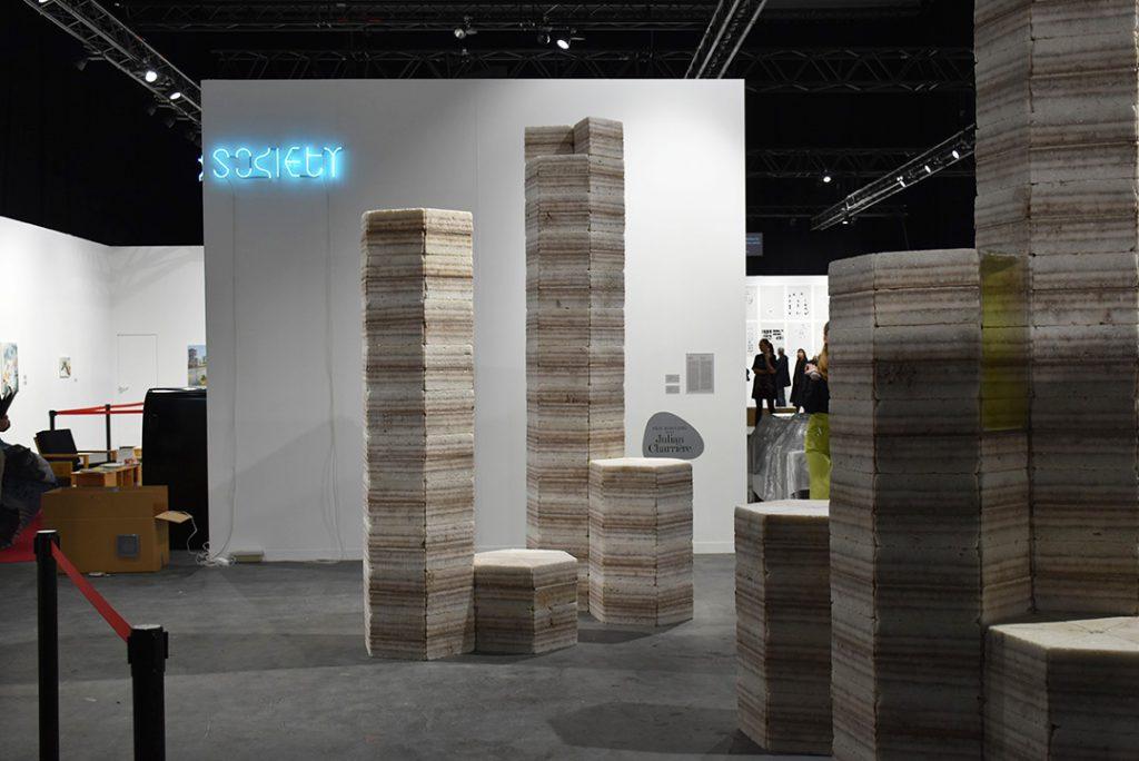 Julian Charrière, Future Fossil Spaces, 2017. Prix mobilière 2018. Photo © Corine Stübi