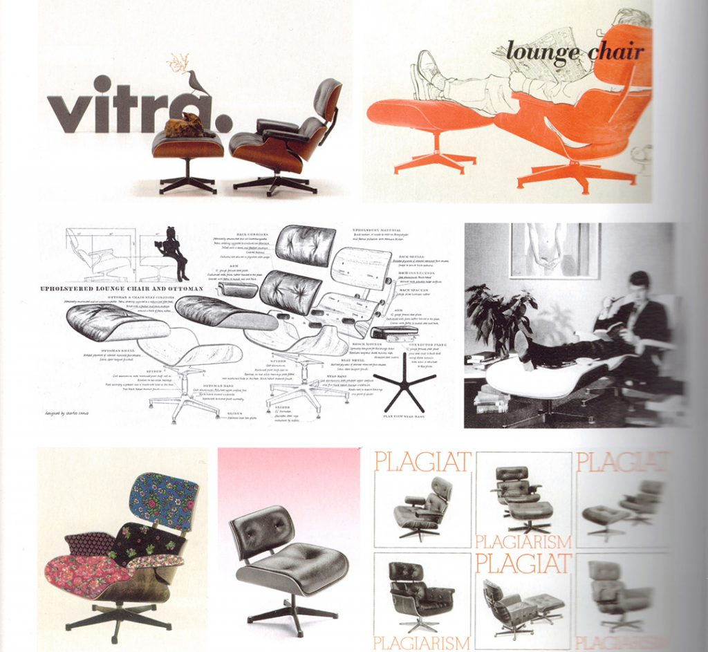 Planche des archives Vitra, page 340 de la publication Projekt Vitra 1957 - 2007, Birkhäuser