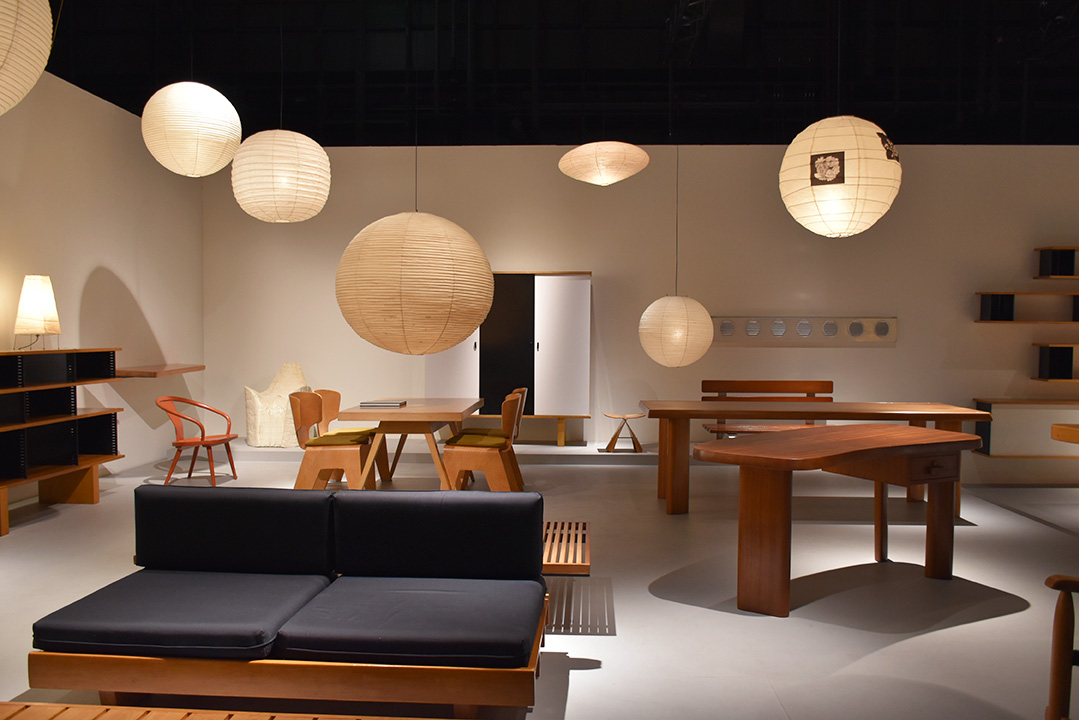 Charlotte Perriand et le Japon. Laffanour - Galerie Downtown