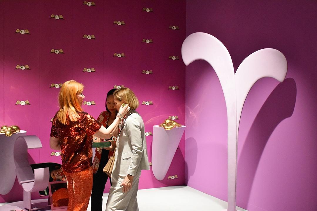 Curio Sylvie Fleury pour Syz Art Jewels