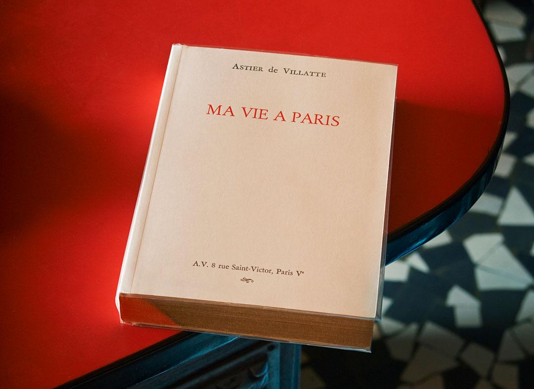 Guide Ma vie à Paris, Astier de Villatte